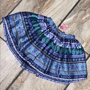 Light and Breezy Girls Skirt
